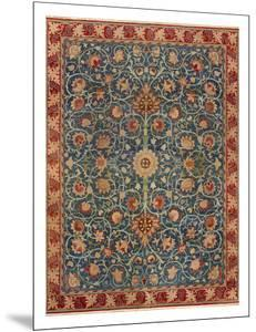 Holland Park carpet, late 19th century by William Morris
