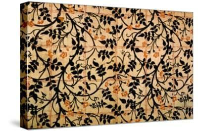 Jasmine Trail Curtain Design, 1868-70 (Printed Cotton)
