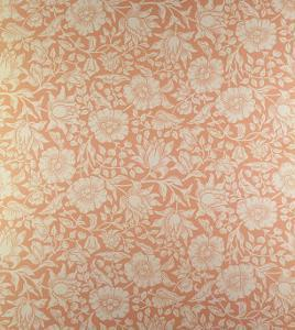 """Mallow"" Wallpaper Design by William Morris"