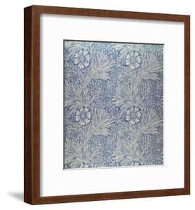 Marigold' Wallpaper Design, 1875 by William Morris