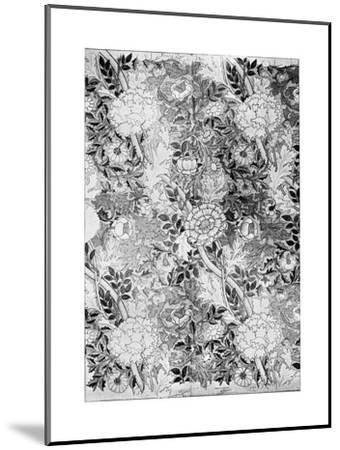 Norwich Pattern Wallpaper, 1889 by William Morris