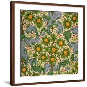 Orchard, Dearle, 1899 by William Morris
