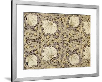 Pimpernell, Design For Wallpaper, Morris, William