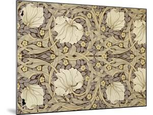 Pimpernell, Design For Wallpaper, Morris, William by William Morris