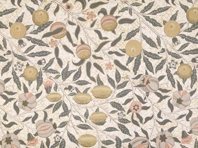 Pomegranate, Design For Wallpaper, Morris William by William Morris