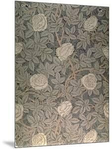 """Rose-90"" Wallpaper Design by William Morris"