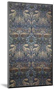 Tenture Peacock by William Morris
