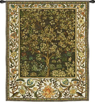 Tree of Life Umber by William Morris