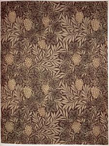Vine Wallpaper Design, 1873 by William Morris