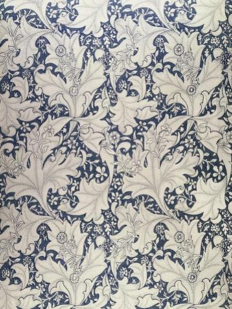 """Wallflower"" Design (Textile) by William Morris"