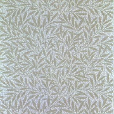 Willow Wallpaper Design, 1874