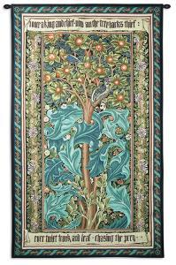 Woodpecker by William Morris