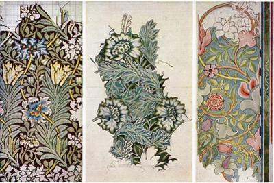 Working Drawings by William Morris (1834-189), 1934