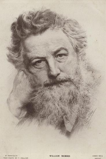 William Morris--Giclee Print