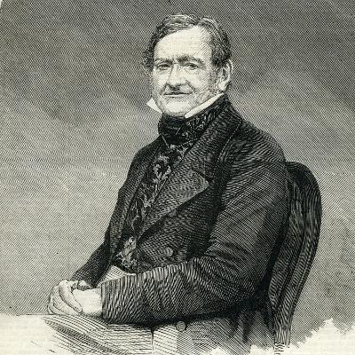 William Mulready (1786- 1863) from the 'Illustrated London News' 25th July, 1883--Giclee Print