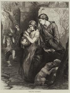 First Love by William Mulready