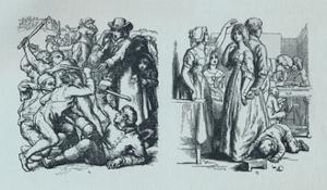 'Illustrations to 'The Vicar of Wakefield' (Goldsmith).', c1800-1860, (1923) by William Mulready