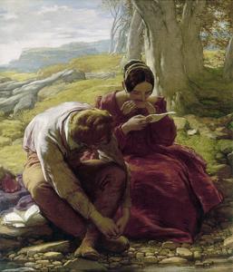 Mulready: Sonnet, 1839 by William Mulready