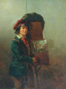 The Organ Grinder by William Mulready
