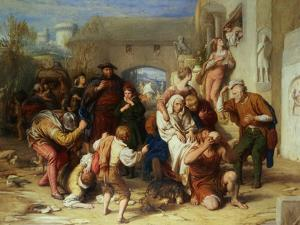 The Seven Ages of Man, 1835-8 by William Mulready