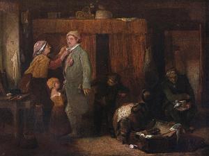 'The Wedding-Day', c1845 (1904) by William Mulready