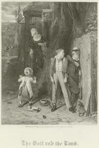The Wolf and the Lamb by William Mulready
