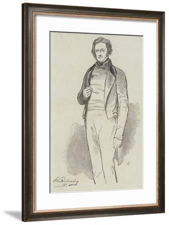 William Mulready--Framed Giclee Print