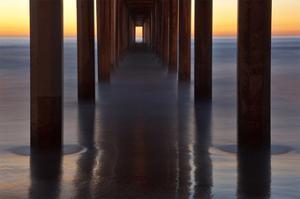 La Jolla Pier III by William Neill