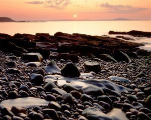 Maine Sunrise by William Neill