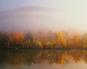 Vermont Autumn Sunrise by William Neill