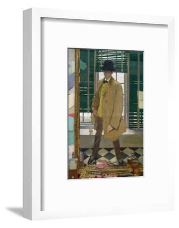 William Orpen-Sir William Orpen-Framed Premium Giclee Print