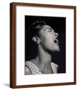 Billie Holiday by William P. Gottlieb