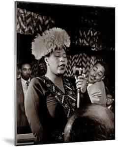 Ella Fitzgerald by William P^ Gottlieb