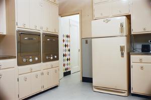 Model Kitchen by William P. Gottlieb
