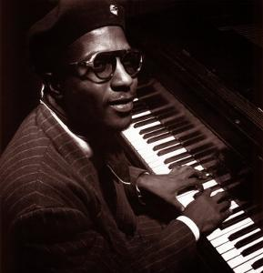 Thelonious Monk by William P^ Gottlieb