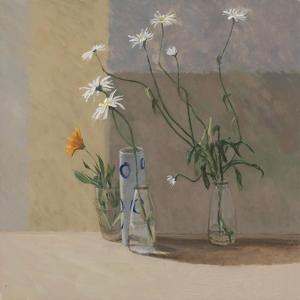Dancing Daisies by William Packer