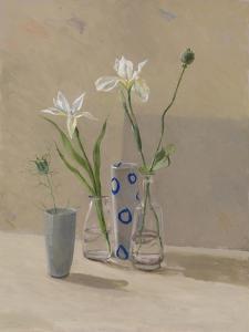 Iris & Nigella by William Packer