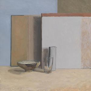 Peruvian bowl 03 by William Packer