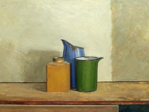 Three Tins Together by William Packer