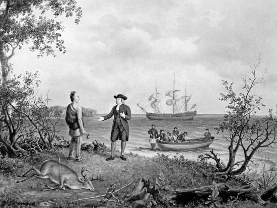 William Penn--Photographic Print