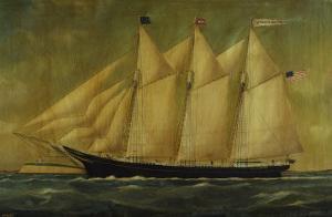 The Clipper William Mason by William Pierce Stubbs