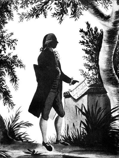 William Pitt the Younger, English Statesman, 1781-Wellings Wellings-Giclee Print