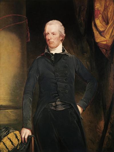 William Pitt the Younger-John Hoppner-Giclee Print