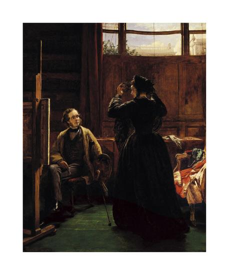William Powell Frith, 1867-William Powell Frith-Premium Giclee Print