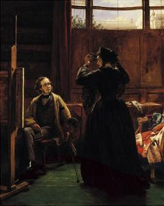 William Powell Frith, 1867 by William Powell Frith