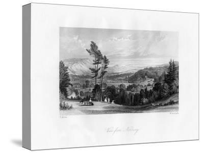 A View from Norbury, Surrey, 19th Century
