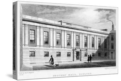 Grocers' Hall, Poultry, City of London, 19th Century