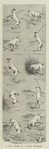 A Day's Golfing, by a Canine Enthusiast by William Ralston