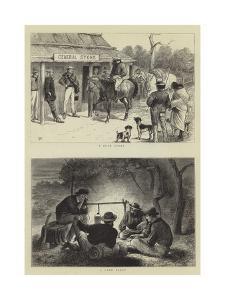 Bush Life in Queensland by William Ralston