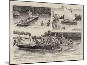 Strange Tales of the Silver Thames in the Holiday Season, What We May Expect by William Ralston